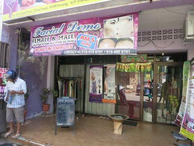 9. Penang, Malaysia hair transplant John Doan