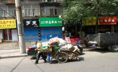 9. Xian Heavy load
