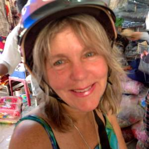 51. Deirdra with Helmet