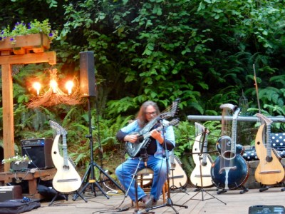 11. John Doan's Harp Guitar Retreat Gerry Camp in Concert