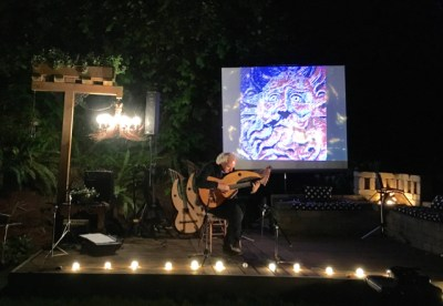 13. Harp Guitar Retreat John Doan in Concert