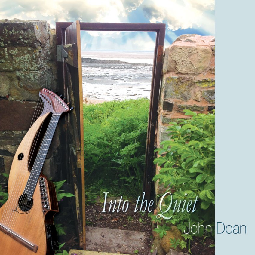 Into the Quiet by John Doan - Album Cover.