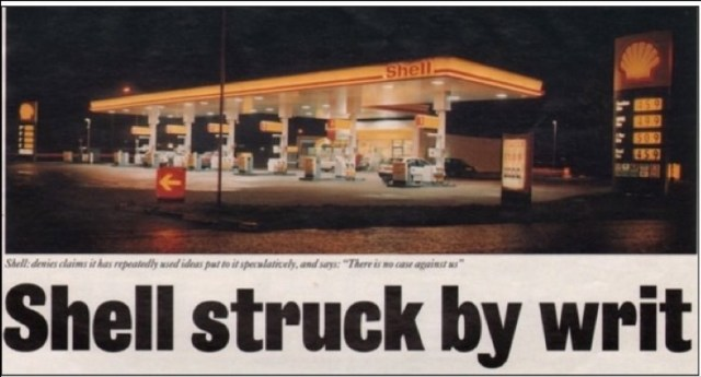 Alfred Donovan – John Donovan's spectacular feud with Shell