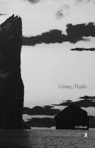 Come, Thule jacket cover - The Artel Press 2015