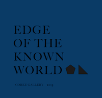 Edge of the Known World - Catalogue cover