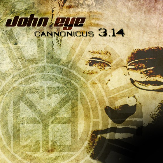 John Eye Cannonicus 3.14 cover art