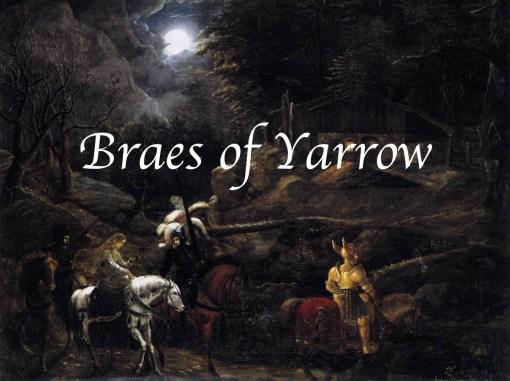 Braes of Yarrow