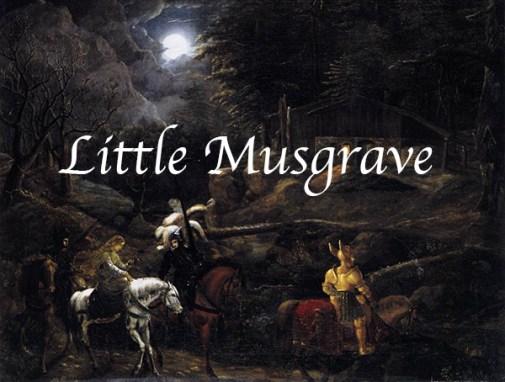 Little Musgrave