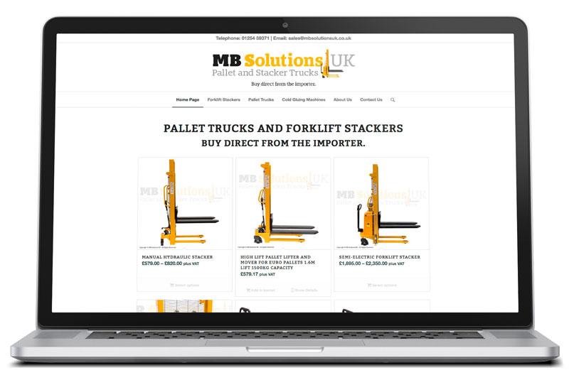 MBSolutions Uk website