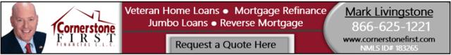 Cornerstone First Financial Banner