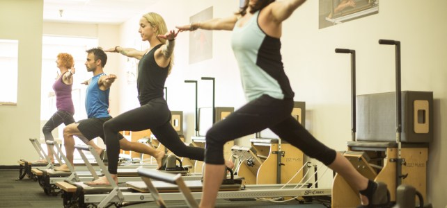 John Garey Pilates Teacher Training