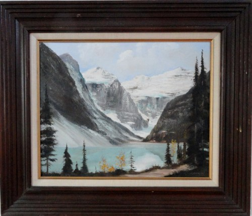 Lake Louise by Frederick
