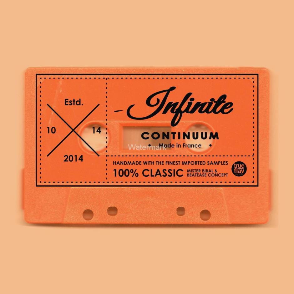 Infinite Continuum Band tape