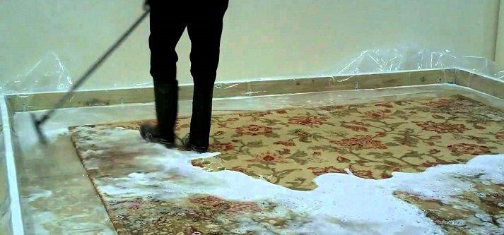 Clean Wool Carpets