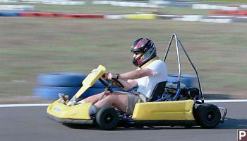 Mark Go Karting