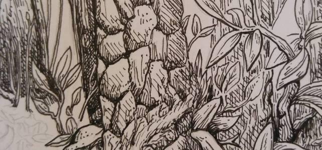 Sneak peek of a little commission I'm working on