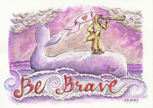 services brave illustration