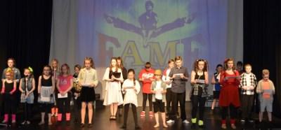 Fame Opening Scene