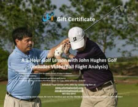 John Hughes Golf, Orlando Golf Lessons, Orlando Golf Schools, 2015 Holiday Gift Ideas, Golf Lessons in Orlando, Golf Schools in Orlando, Golf Lessons in Kissimmee