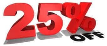 25% OFF CUSTOM GOLF COACHING SESSIONS!
