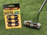 Eyeline Golf Sweet Spot 360 3-Pack