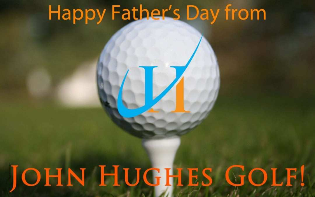 5 Father's Day Gift Suggestions for the Golfing Dad Who has Everything
