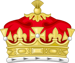 Illustration of a Coronet of a Prince or Princess