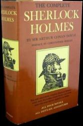 Cover of 1930 edition of The Complete Sherlock Holmes