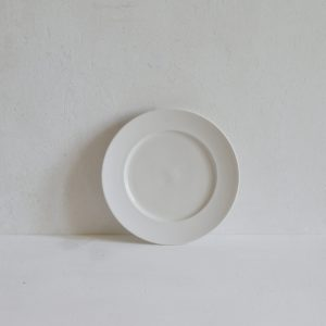 Classical Porcelain Unglazed Border 16cm Side Plate