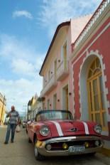 cuba convertible small town