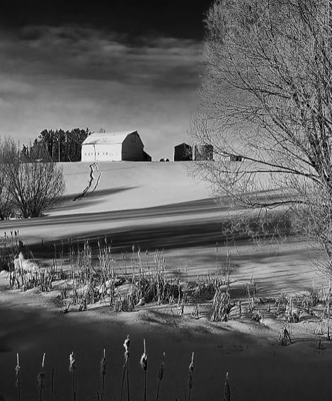 four mile barn 7 below no 4