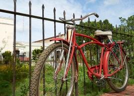 trinidad red bike
