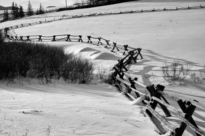hilton gulch fence