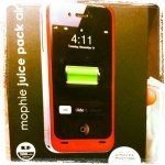Mophie juice pack air for iPhone 4 – review