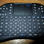 Rii i8 mini 2.4GHz wireless keyboard for Openelec on Raspberry Pi