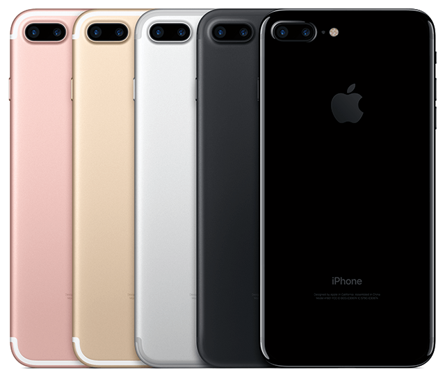 Apple iPhone 7 Plus missing the 3.5mm headphone jack