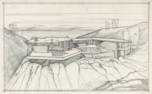 Rendering of original design
