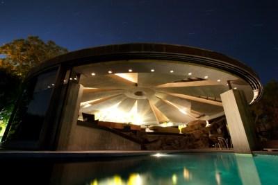 elrod-house-pool-night