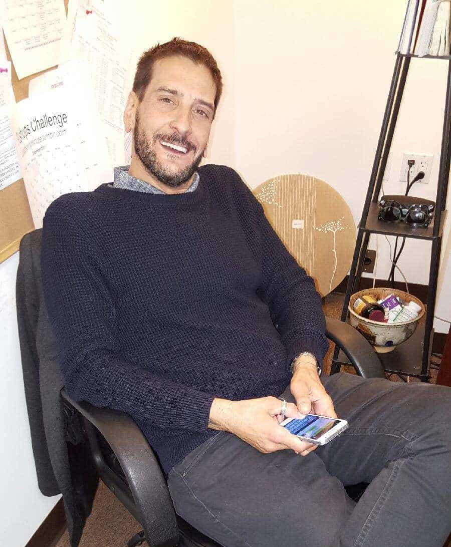 Johnny freelance conversational copywriter in NYC