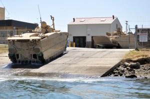 Amphibious Vehicle Test Center