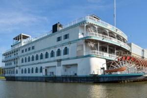 Harrah's Metropolis Casino barge Illinois