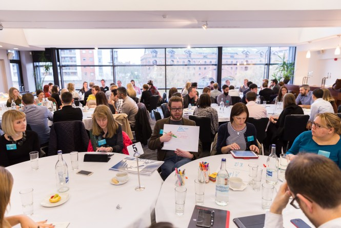 Content Leaders Masterclass, Castlefield Rooms, Manchester