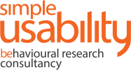 SimpleUsability - Official Partner at UX Leaders Masterclass, Manchester