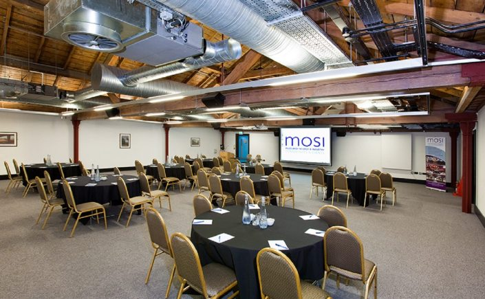 MOSI - Official venue for Digital Content Leaders Masterclass, Manchester