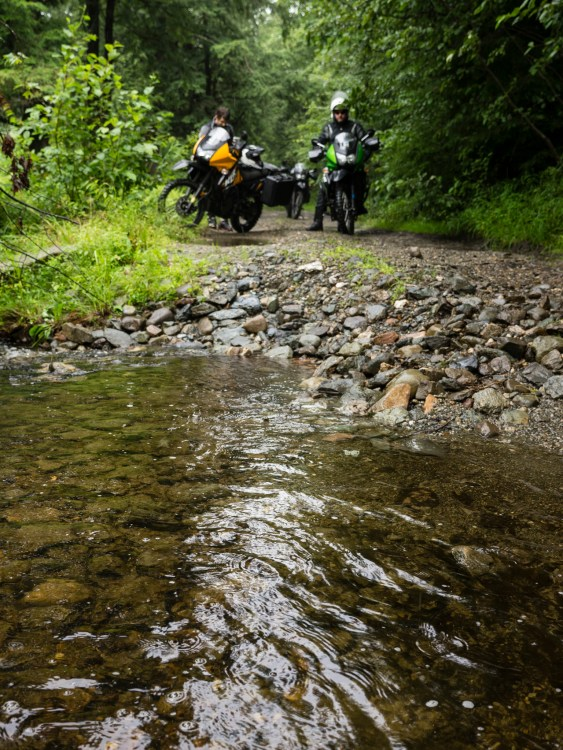 VT Dualsport trip with RoadRUNNER Magazine and MotoVermont