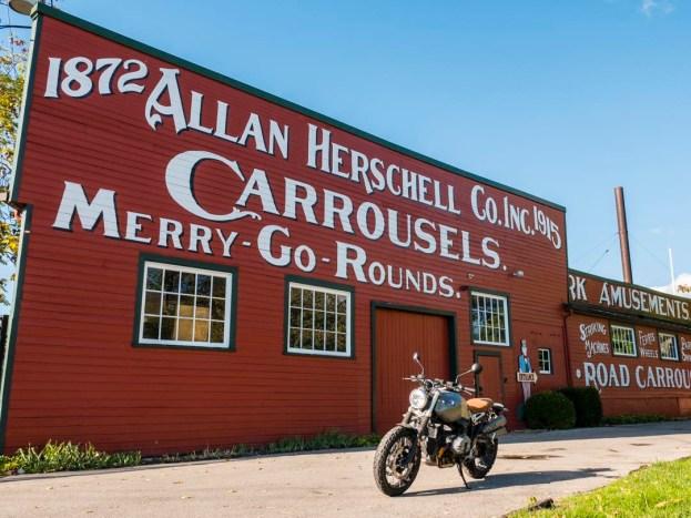 Herschell Carousel Factory Museum