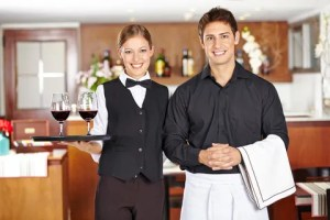 Prospect A Waiter Or Waitress