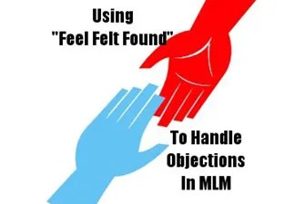 Using Feel, Felt, And Found To Overcome Objections