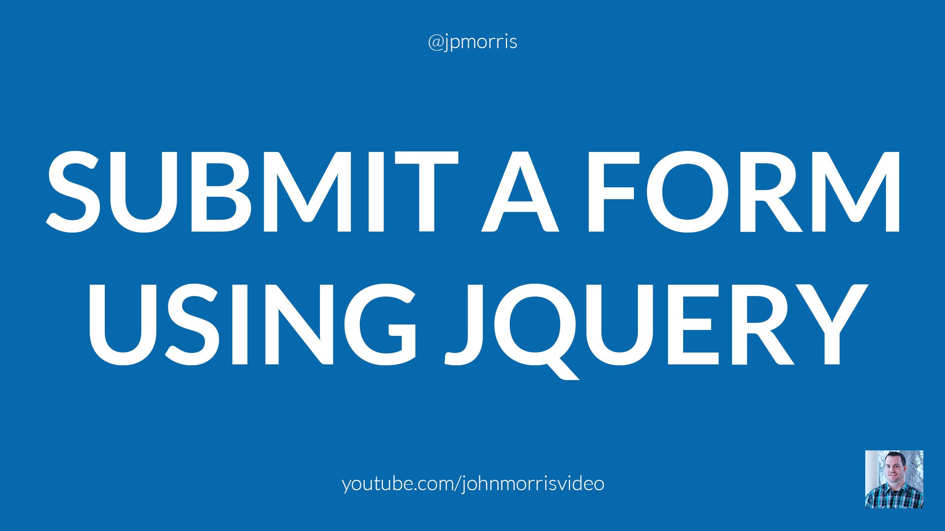 Jquery tutorial submit a form and post data using jquery and ajax baditri Choice Image