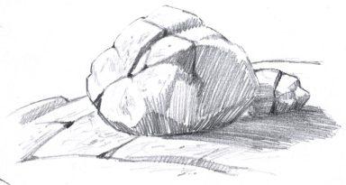 boulder pencil